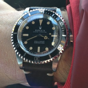 1969 Metres First Submariner