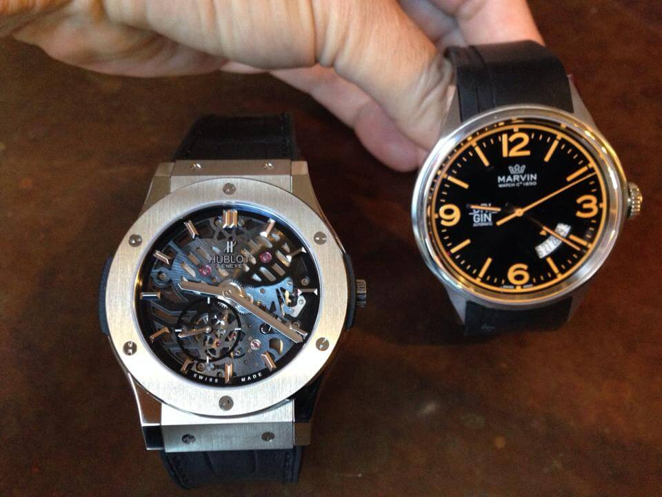 Favorite Watches of Jerome, JeromePineau.com