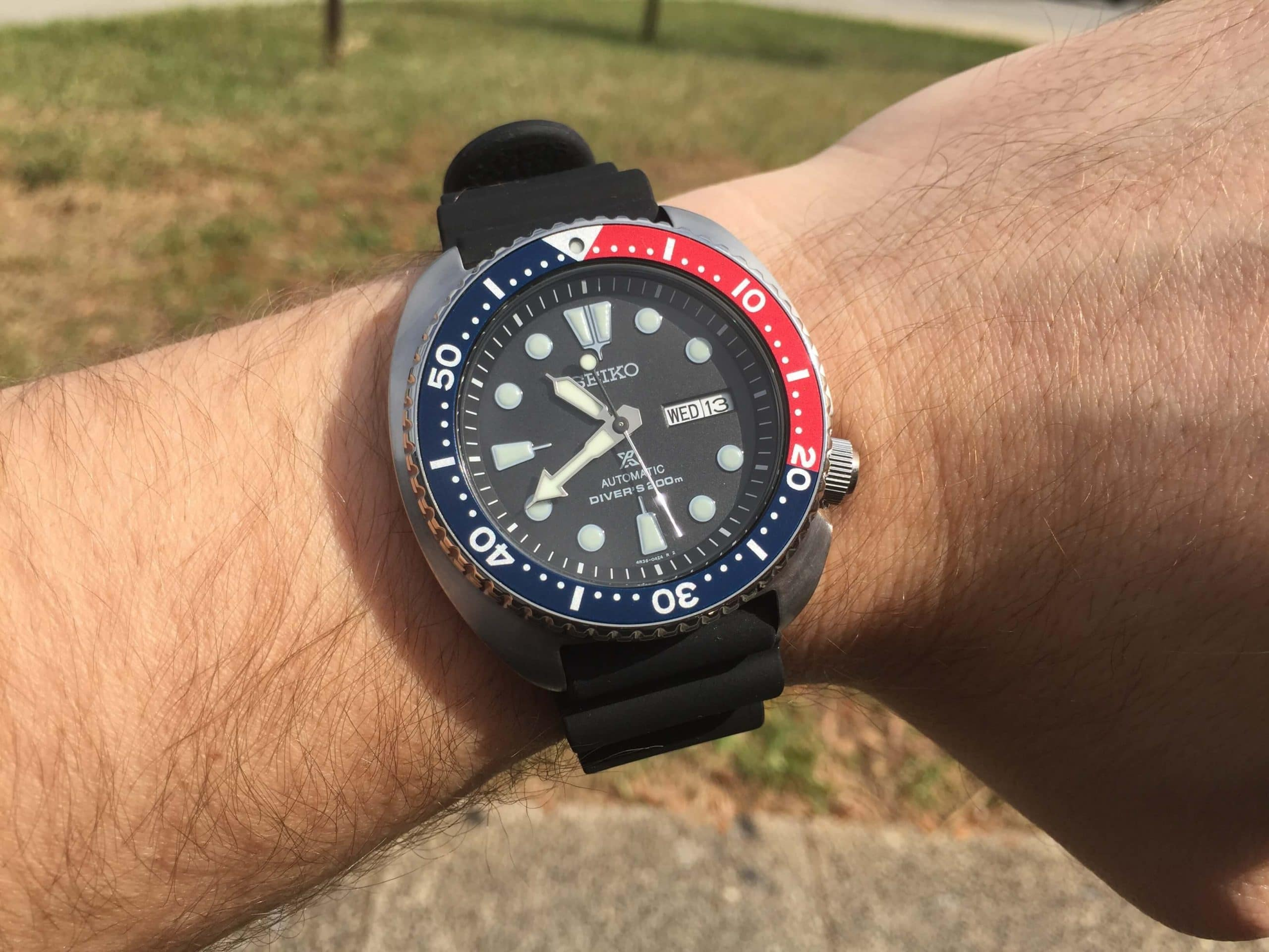 The Best Watch under $300: Seiko Turtle Review