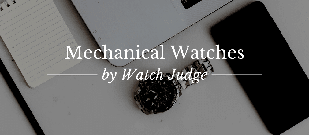 5 Best Mechanical Watches for The Money