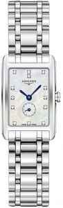 Longines Dolce Vita Mother of Pearl Dial Stainless Steel Watch