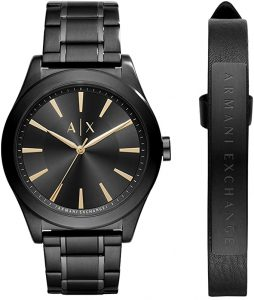 Armani Exchange Men's AX7102 Watch and Strap