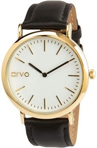 Arvo Gold Time Sawyer Brown Band Women's Wrist Watch