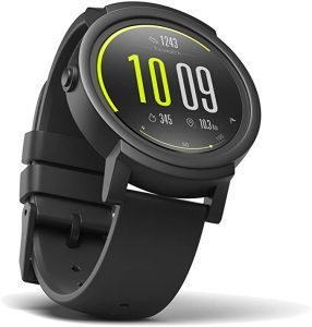 Ticwatch E Smartwatch Compatible with iOS and Android, Google Assistant