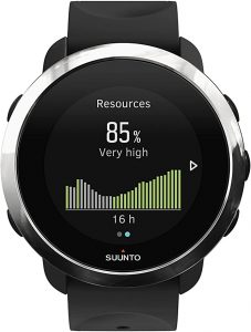 Suunto 3, Sports Watch with heart rate