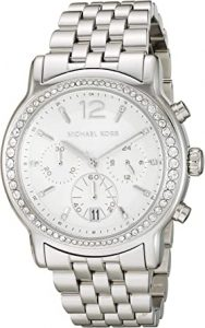 Michael Kors Women's Blair Chronograph Stainless-steel watch