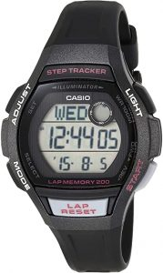 CASIO Women's Runner Digital watch