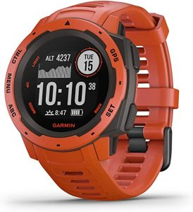Garmin Instinct Outdoor watch for women