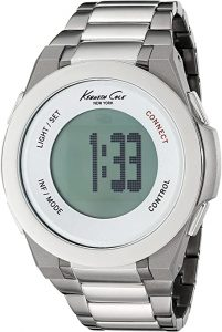 Kenneth Cole New York Unisex Connect-Technology Digital watch