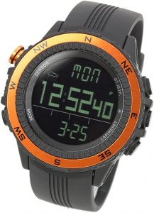 LAD Weather Altimeter Compass Watch