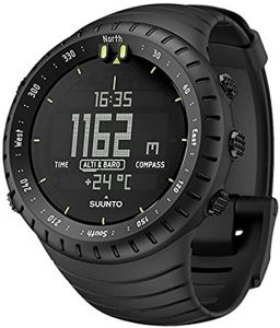 Suunto Core All Black Men's Outdoor Watch