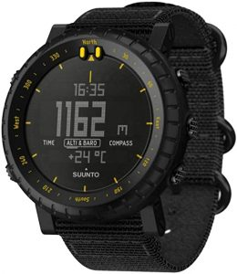 Suunto Core Ourdoor Black/Yellow Watch