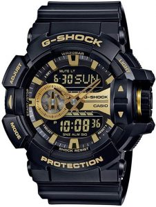 Casio G-Shock GA-400GB Watch