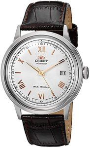 Orient Bambino (2nd Gen) Automatic Stainless-Steel Watch