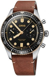 Oris Divers Sixty-five Chronograph Watch