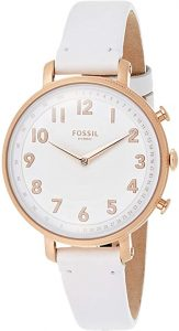 Fossil Women's Stainless-steel Hybrid Watch