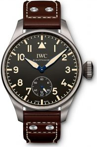 IWC Pilot Mechanical Hand Wind Iw510301