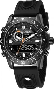 Infantry Big Face Military Tactical Watch for Men