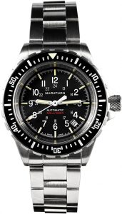 Marathon GSAR Swiss-made Military issue driver's automatic watch