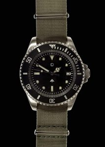 MWC SUBMARINER 300M MILITARY DIVE WATCH