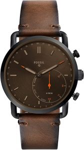 Fossil Men's Commuter Stainless Steel