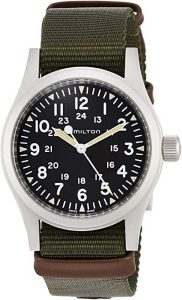 Men's Hamilton Khaki Field Mechanical Watch