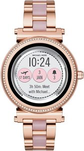 Michael Kors Access Gen 3 Sofie Touchscreen Smartwatch