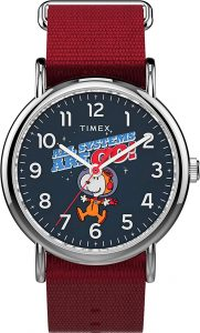 Timex x Snoopy in Space