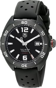 Tag Heuer Formula 1 Calibre 5 Black Automatic