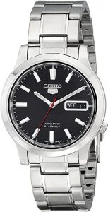Seiko Automatic Stainless-Steel Watch