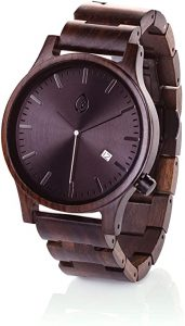THEHRDWOOD Men's Wooden Watch