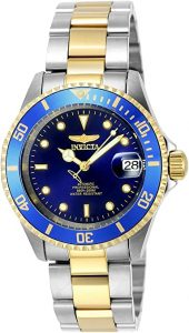 Invicta Men's 89280B Pro Diver Gold Stainless-steel two-tone automatic watch