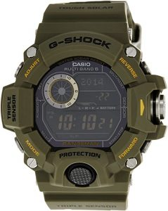 CASIO Rangeman G-Shock Solar Atomic Watch