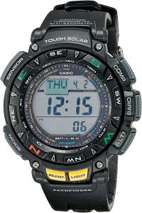 Casio Men's Pathfinder Triple Sensor Multi-Function Sports Watch