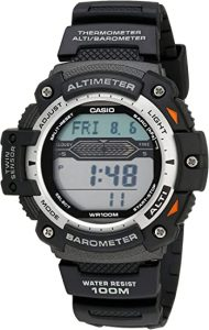 Casio Twin Sensor Multi-Function Digital Sport Watch