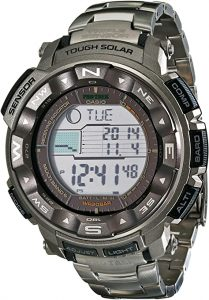 Casio Pro Trek Digital Sport Watch