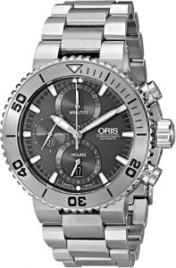 Oris 67476557253MB Analog Display