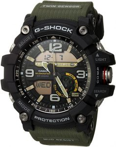 Casio Men's GG-1000 1A3CR Mudmaster G-Shock Quartz Watch