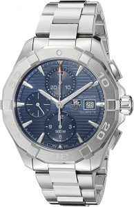 Tag Heuer Men's Aquaracer Swiss Automatic Stainless-steel Dress Watch